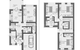 5-комнатный дом, 180 м², 6 сот., Никола Тесла за 68 млн 〒 в Нур-Султане (Астана), Есильский р-н