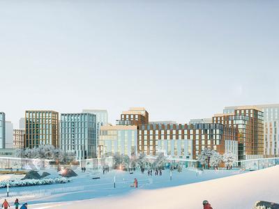 4-комнатная квартира, 137.66 м², 2/12 этаж, Ханов Керея и Жанибека за ~ 45.2 млн 〒 в Нур-Султане (Астана), Есиль р-н