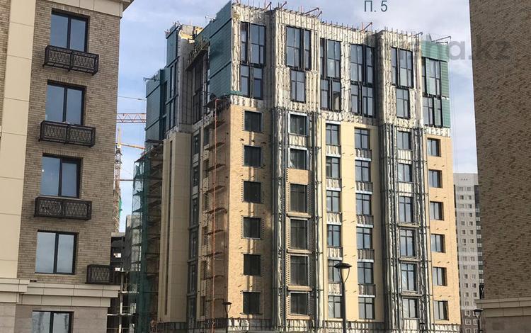 2-комнатная квартира, 63.4 м², 9/9 этаж, ул. А-32 3 за ~ 24.9 млн 〒 в Нур-Султане (Астана), Алматы р-н