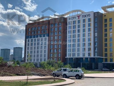 2-комнатная квартира, 74.77 м², Каиыма Мухамедханова за ~ 27.1 млн 〒 в Нур-Султане (Астана), Есиль р-н