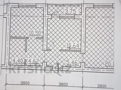 2-комнатная квартира, 60.62 м², 3/4 этаж, 29а мкр, 29а мкр за ~ 4.8 млн 〒 в Актау, 29а мкр — фото 4