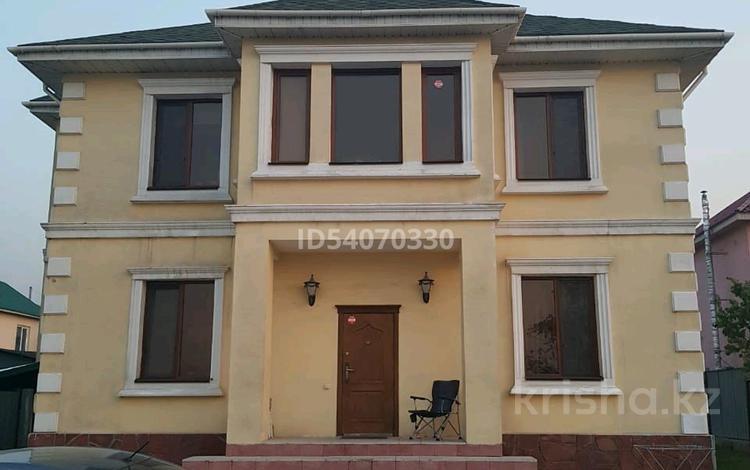 6-комнатный дом, 270 м², 8.5 сот., мкр Акжар 43 — Белжайлау за 84 млн 〒 в Алматы, Наурызбайский р-н