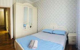 2-комнатная квартира, 60 м², 15/18 этаж посуточно, Амангельды Иманова за 12 000 〒 в Нур-Султане (Астана)