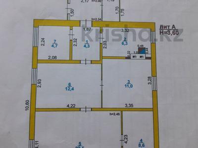4-комнатный дом, 87 м², Котовского 8 — Батищева-Тарасова за 9 млн ₸ в Рудном — фото 7