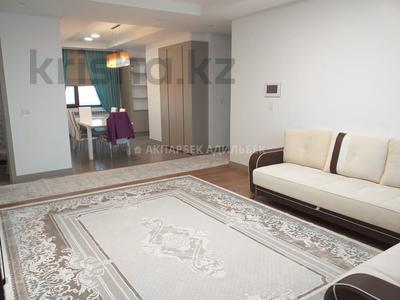 4-комнатная квартира, 135 м², 6/10 эт. помесячно, Нажимеденова 4 за 400 000 ₸ в Нур-Султане (Астана) — фото 8
