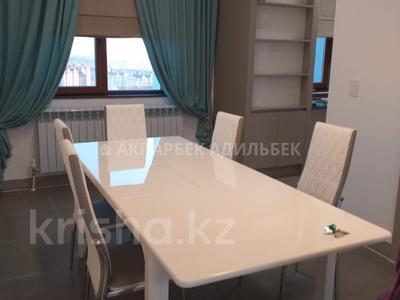 4-комнатная квартира, 135 м², 6/10 эт. помесячно, Нажимеденова 4 за 400 000 ₸ в Нур-Султане (Астана) — фото 9