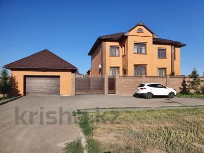 7-комнатный дом, 390 м², 7 сот., Ж/м им Тельмана за 115 млн 〒 в Нур-Султане (Астана), Есильский р-н
