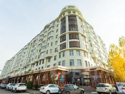 4-комнатная квартира, 127 м², 7/10 этаж, Алихана Бокейханова — Алматы за 45 млн 〒 в Нур-Султане (Астана), Есиль р-н