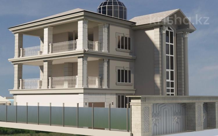 8-комнатный дом, 560 м², 7 сот., мкр Атырау, Атырау-2 за ~ 142.9 млн ₸ в Алматы, Медеуский р-н