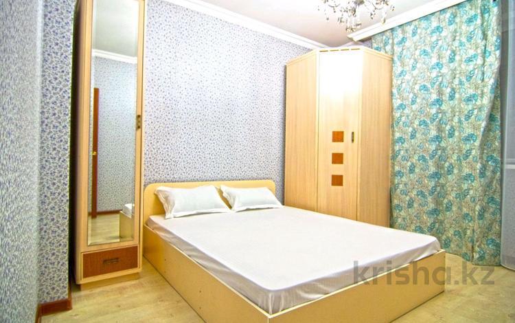 2-комнатная квартира, 70 м², 5/18 этаж посуточно, Сарайшык 5/1 за 11 000 〒 в Нур-Султане (Астана), Есиль р-н