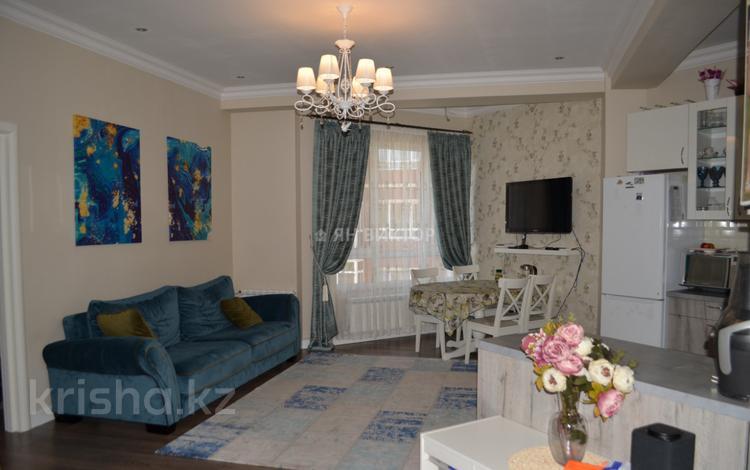 3-комнатная квартира, 80 м², 3/7 этаж, мкр Горный Гигант, Искандерова за 63 млн 〒 в Алматы, Медеуский р-н
