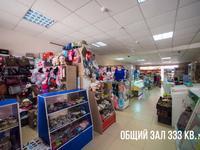 Магазин площадью 333 м²