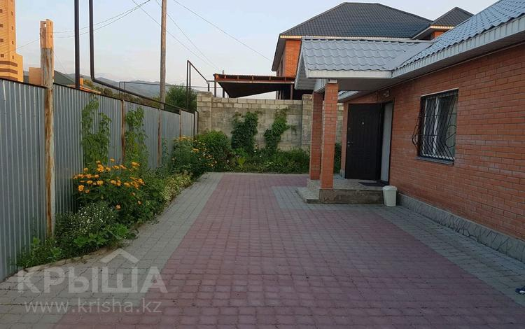 4-комнатный дом помесячно, 100 м², 10 сот., ул. Жетысу — Макатаева за 150 000 〒 в Каскелене