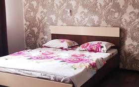 1-комнатная квартира, 57 м², 3/9 этаж посуточно, проспект Санкибай Батыра 72Кк3 за 8 000 〒 в Актобе, мкр. Батыс-2