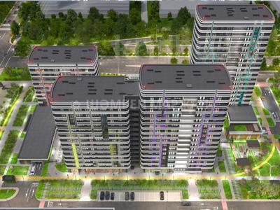 1-комнатная квартира, 43.93 м², 5/18 этаж, проспект Туран за ~ 13.8 млн 〒 в Нур-Султане (Астана), Есиль р-н — фото 3