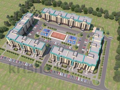3-комнатная квартира, 104.3 м², Батыс 2 за ~ 12 млн 〒 в Актобе, мкр. Батыс-2