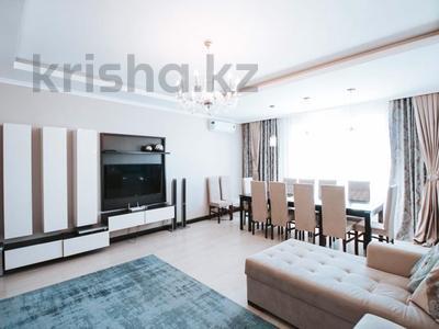 3-комнатная квартира, 139 м², 7/7 этаж, Коргалжын шоссе за 48 млн 〒 в Нур-Султане (Астана), Есиль р-н