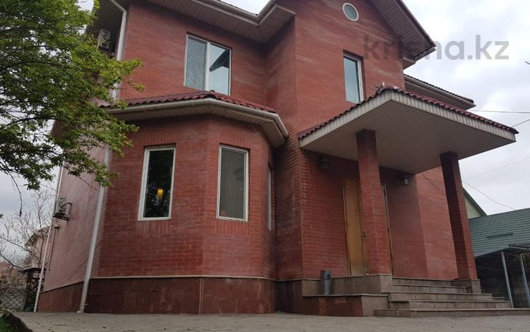 6-комнатный дом, 270 м², 10 сот., мкр Шугыла — Таргап за 87 млн ₸ в Алматы, Наурызбайский р-н