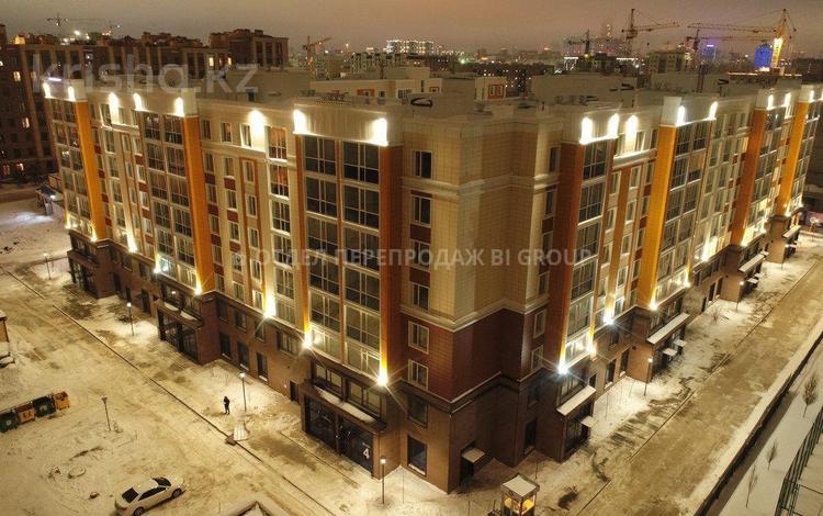 3-комнатная квартира, 80.01 м², 4/8 этаж, 37-я — проспект Улы Дала за 30.3 млн 〒 в Нур-Султане (Астана), Есиль р-н