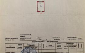 1-комнатная квартира, 13 м², 1/5 этаж, Дукенулы 21 — Республика за 5 млн 〒 в Нур-Султане (Астана), Сарыарка р-н