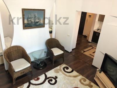 1-комнатная квартира, 40 м², 4 этаж посуточно, Сарайшық 34 за 9 000 〒 в Нур-Султане (Астана)