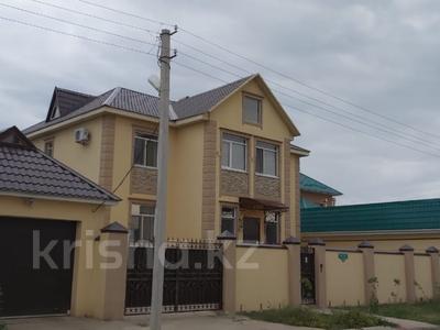 7-комнатный дом, 271 м², 10 сот., Вагонник 345 за 72 млн 〒 в Уральске