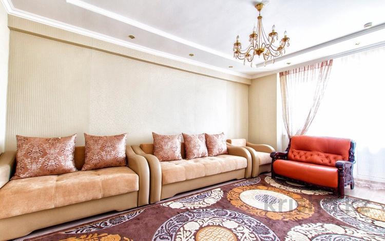 2-комнатная квартира, 70 м², 4/12 этаж посуточно, Кабанбай батыра 5/1 — Кургальджинское шоссе за 10 000 〒 в Нур-Султане (Астана), Есильский р-н