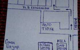 1-комнатный дом помесячно, 20 м², 8 сот., Айтымбетова 40а за 15 000 ₸ в Шымкенте