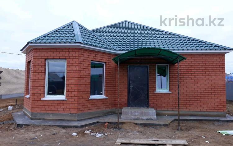 4-комнатный дом, 125 м², 5 сот., Алаш — Надежда за 22 млн 〒 в Уральске