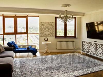 3-комнатная квартира, 115 м², 12/14 этаж, Аль-Фараби 580 — проспект Сакена Сейфуллина за 66.5 млн 〒 в Алматы, Медеуский р-н — фото 3