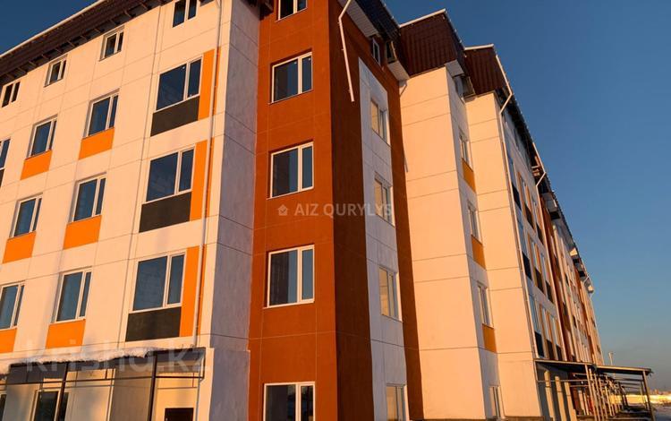 1-комнатная квартира, 35.2 м², 3/4 этаж, Коргальжинское шоссе 110 за ~ 7.6 млн 〒 в Нур-Султане (Астана), Есиль р-н