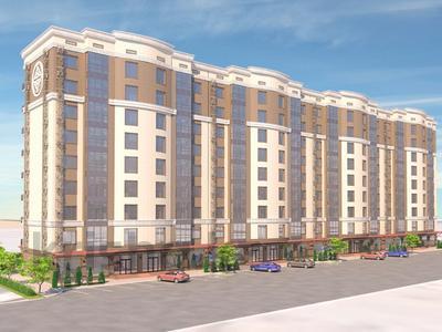 1-комнатная квартира, 46 м², 1/9 эт., 16-й мкр за ~ 6.4 млн ₸ в Актау, 16-й мкр
