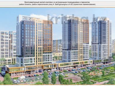 1-комнатная квартира, 41 м², Ахмета Байтурсынова — А62 за ~ 8.5 млн 〒 в Нур-Султане (Астана), Алматинский р-н