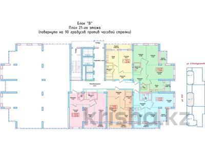 1-комнатная квартира, 41 м², Ахмета Байтурсынова — А62 за ~ 8.5 млн 〒 в Нур-Султане (Астана), Алматинский р-н — фото 3