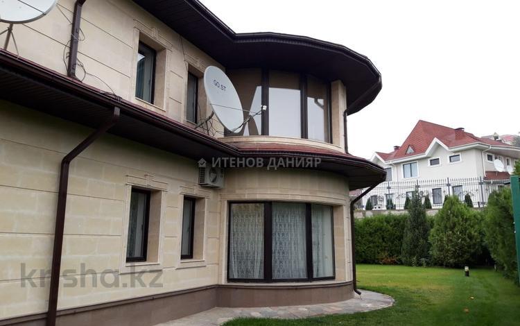 6-комнатный дом, 407 м², 13.8 сот., мкр Ремизовка, Зелёные холмы 12 за 340 млн ₸ в Алматы, Бостандыкский р-н