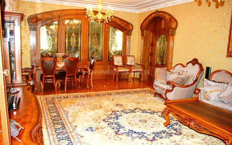 8-комнатный дом, 500 м², 14 сот., Шаляпина — Байкена Ашимова за 265 млн 〒 в Алматы, Наурызбайский р-н