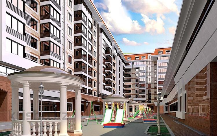 3-комнатная квартира, 117 м², 5/12 эт., Гагарина 309 — Левитана за 60 млн ₸ в Алматы, Бостандыкский р-н