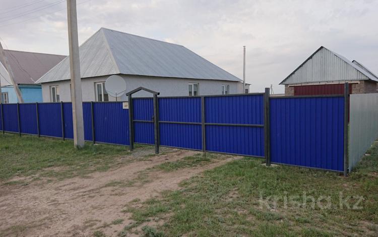 4-комнатный дом, 96 м², 8 сот., 4-я Строительная 187 за 7.6 млн ₸ в Аксае