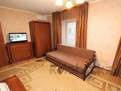 1-комнатная квартира, 36 м², 3/5 этаж посуточно, Жибек жолы 124 — Наурызбай батыра за 10 000 〒 в Алматы — фото 3