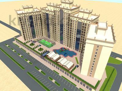 3-комнатная квартира, 113.7 м², 19-й мкр за ~ 21.6 млн 〒 в Актау, 19-й мкр