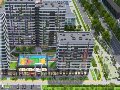 2-комнатная квартира, 68.68 м², 11/18 этаж, Туран за ~ 20.9 млн 〒 в Нур-Султане (Астана), Есиль р-н