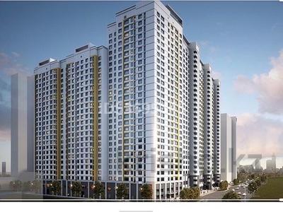2-комнатная квартира, 47.63 м², 7/28 этаж, Нажимеденова 4 за 26 млн 〒 в Нур-Султане (Астана), Есиль р-н