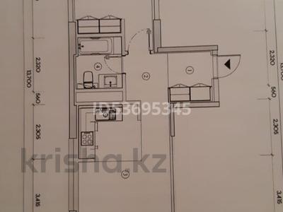 2-комнатная квартира, 47.63 м², 7/28 этаж, Нажимеденова 4 за 26 млн 〒 в Нур-Султане (Астана), Есиль р-н — фото 3