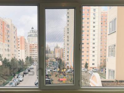 3-комнатная квартира, 89.9 м², 3/14 этаж, Самал 1 за 34.5 млн 〒 в Нур-Султане (Астана), Алматы р-н