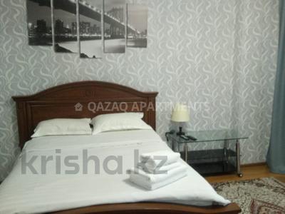 1-комнатная квартира, 45 м², 11/23 этаж посуточно, Сарайшык 5Е за 10 000 〒 в Нур-Султане (Астана), Есиль р-н