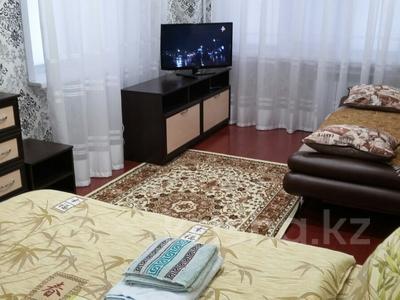1-комнатная квартира, 32 м², 1/5 эт. посуточно, Деребаса (сураганова) 12/1 — Энгельса за 7 000 ₸ в Павлодаре