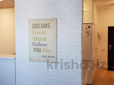 2-комнатная квартира, 52.8 м², 16/18 этаж, Навои — Торайгырова за 27.5 млн 〒 в Алматы, Бостандыкский р-н — фото 11