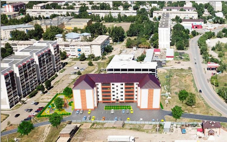 1-комнатная квартира, 56.9 м², 2/5 эт., мкр Северо-Восток за ~ 8 млн ₸ в Уральске, мкр Северо-Восток
