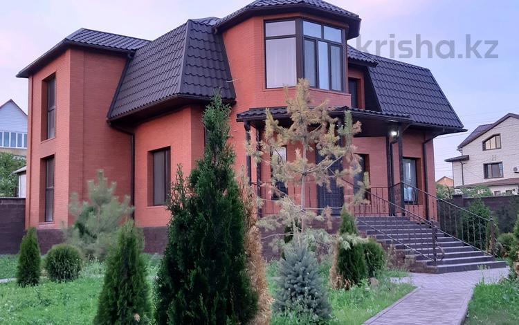 9-комнатный дом, 325 м², 13 сот., 18 микрорайон за 120 млн ₸ в Капчагае