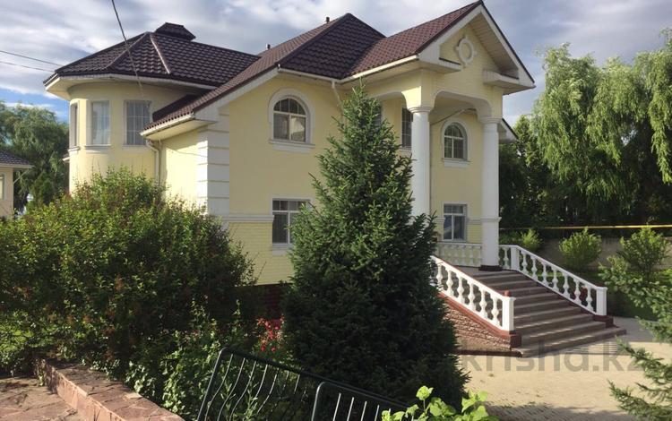 7-комнатный дом, 450 м², 25 сот., мкр Мирас, Аскарова Асанбая за 385 млн 〒 в Алматы, Бостандыкский р-н